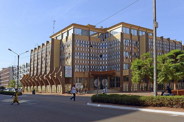 Ministère de la Fonction Publique et du Travail