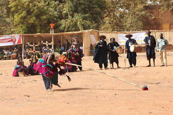Masque Sirige (Mali-Pays Dogon)