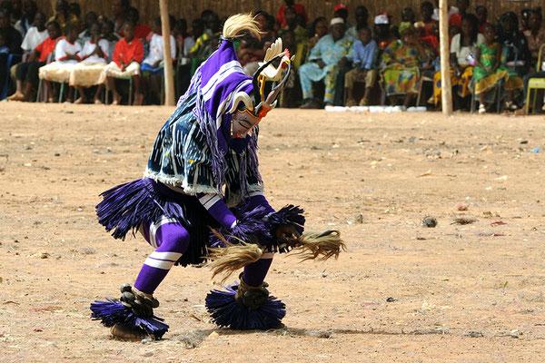 Masque Zaouli (Côte d'Ivoire)