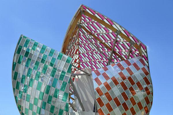 Fondation Louis Vuitton. Paris