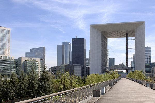 L a Défense. Grand Paris
