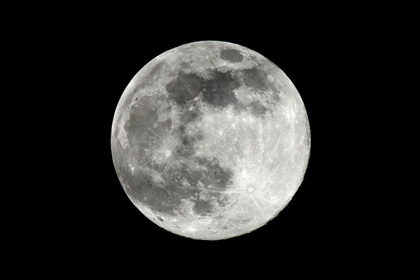 Super lune - 7/03/2020  - 23h 44