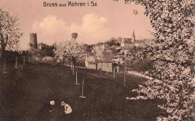 abgestempelt 1925 / ein Geschenk von Joachim Riebel - Leipzig