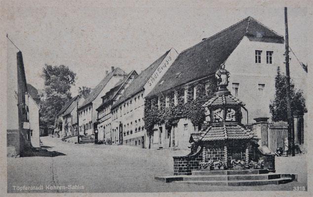 handschriftlich datiert 15.07.1951  / ein Geschenk von Joachim Riebel - Leipzig