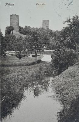 abgestempelt am 14.9.1915 / ein Geschenk von Joachim Riebel - Leipzig