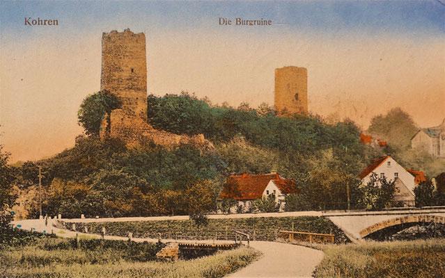 datiert 31.01.1920 / ein Geschenk von Joachim Riebel - Leipzig