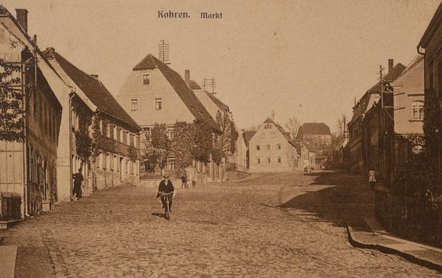 geschrieben am 05.05.1931 / ein Geschenk von Joachim Riebel - Leipzig