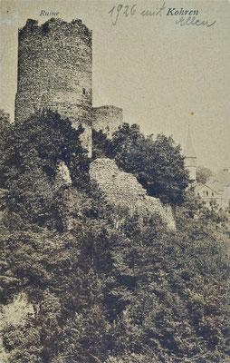 abgestempelt am 17.7.1926 / ein Geschenk von Joachim Riebel - Leipzig
