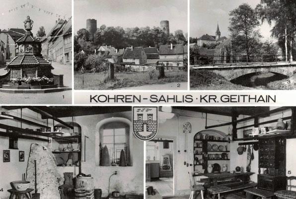 ein Geschenk von Joachim Riebel - Leipzig
