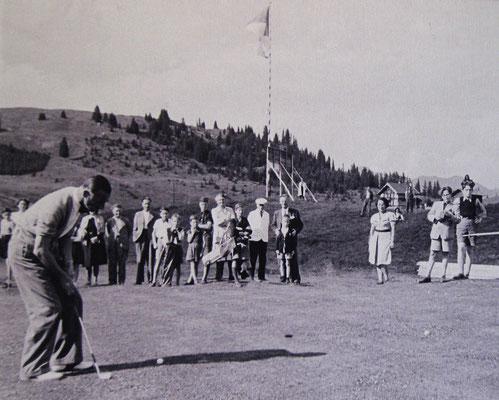 Golfglosar