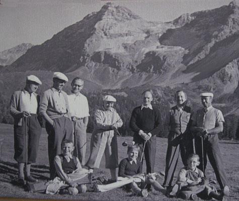 Geschichte Golf