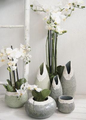 Cache-pots, vases décoration