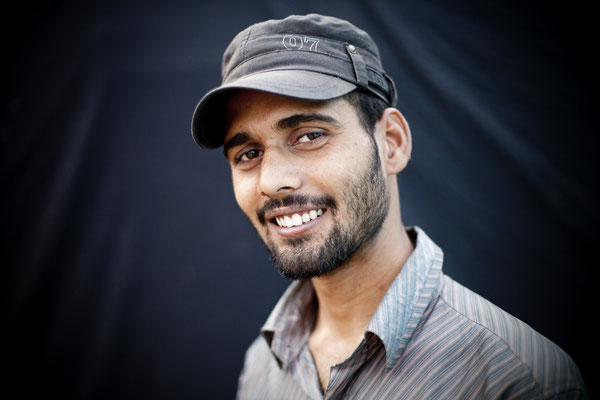 """Manjeet Singh, 21, Bachelor of Commerce: """"There need to be more carnivals on sanitation. For women using public places as a toilet it's really bad. Passers by say bad things. Today it's somebody elses mother or sister, tomorrow it could be the mother of t"""