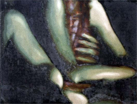Abend, 2002, 11-Farb, 53 x 40 cm, Auflage 2 Stück