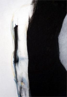 20, Kreide auf Papier, 2016, 50 x 70 cm