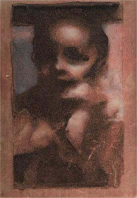 Franz, 2000, 6-Farb, 16 x 27 cm, Probedruck