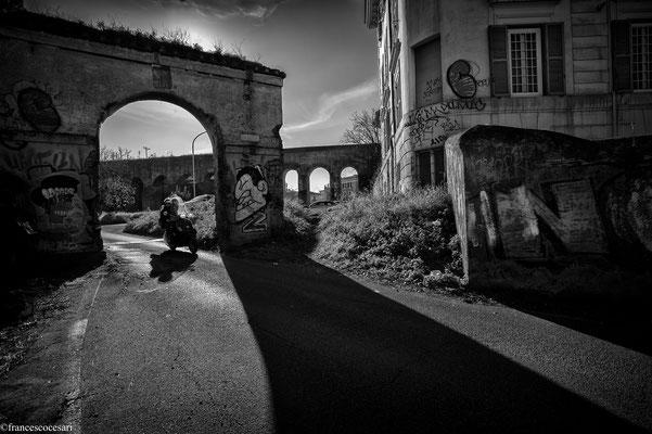Roma Acquedotto Felice