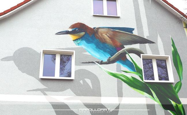 Graffitauftrag in Bernau bei Berlin