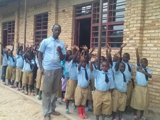 École Saint-Vincent de Paul de MUHIHI (Rwanda)