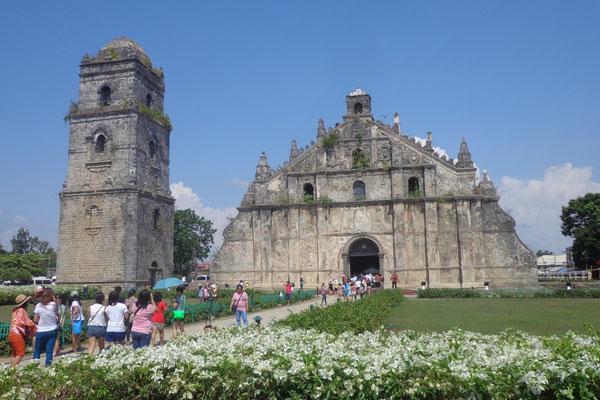 フィリピン最古の世界遺産サンオウガスチン教会