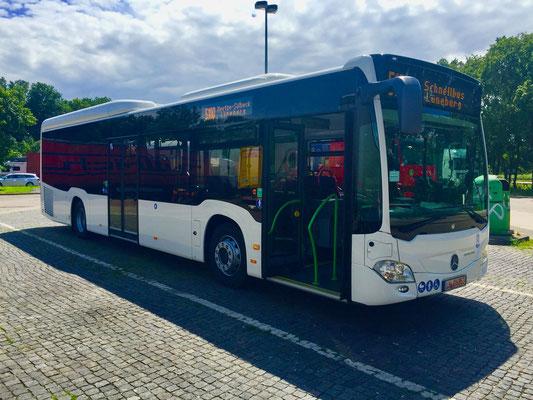 14.07.2016, Mercedes-Benz Citaro 12 M, Mannheim > Stade