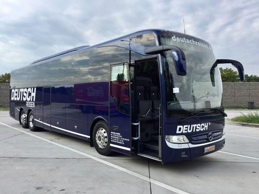 30.09.2016, Mercedes-Benz Tourismo, Obersulm-Sulzbach > Mannheim