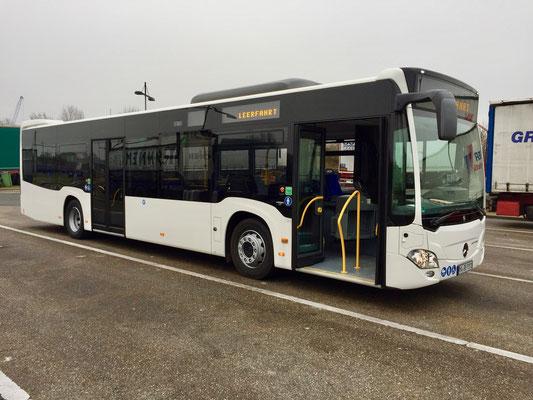 21.12.2016, Mercedes-Benz Citaro 12 M, Mühlacker > Mannheim