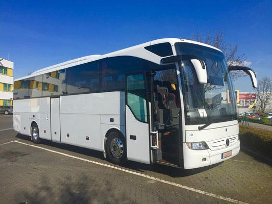 30.03.2017, Mercedes-Benz Tourismo, Frankfurt > Hofheim > Frankfurt