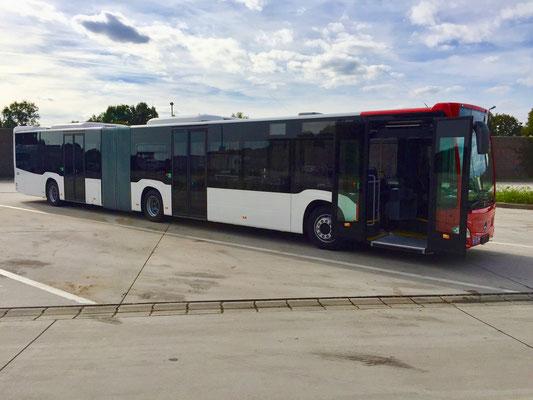 28.09.2016, Mercedes-Benz Citaro G, Hirschberg > Mannheim