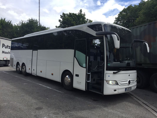 28.06.2017, Mercedes-Benz Tourismo, Herrenberg > Hirschberg