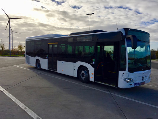 30.10.2017, Mercedes-Benz Citaro 12 m, Mannheim > Nastätten