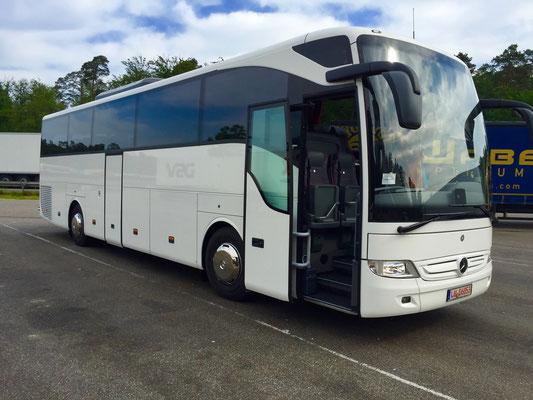 11.05.2016, Mercedes-Benz Tourismo 15 RHP, Mannheim > Obersulm-Sulzbach