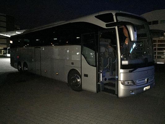 06.04.2016, Mercedes-Benz Tourismo L, Frankfurt > Heddesheim