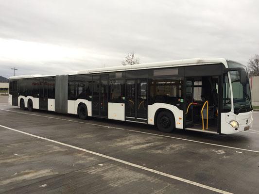 19.12.2018, Mercedes-Benz CapaCity L, Hirschberg - Neu-Ulm