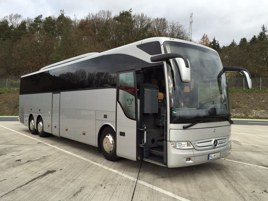 16.11.2015, Mercedes Benz Tourismo M, Mannheim > Dortmund