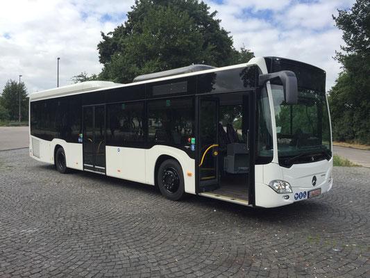 25.06.2018, Mercedes-Benz Citaro, Mannheim > Darmstadt