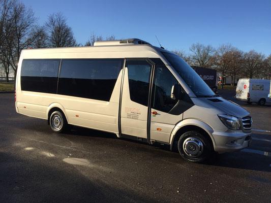 18.12.2018, Mercedes-Benz Sprinter Travel, Heilbronn - Neu-Ulm