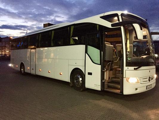 06.04.2016, Mercedes-Benz Tourismo, Calw > Frankfurt