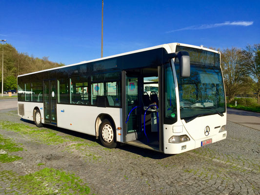 08.04.2016, Mercedes-Benz Citaro, Wiesbaden > Neu-Ulm