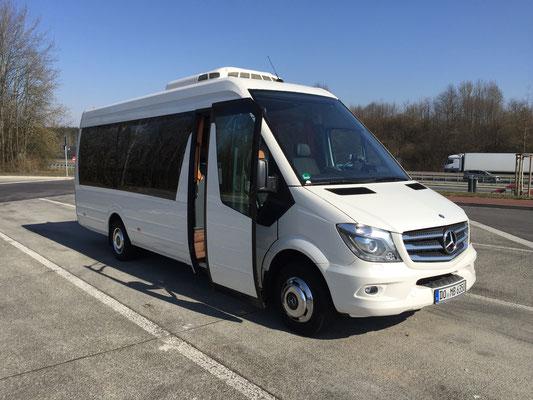 18.03.2016, Mercedes-Benz Sprinter Travel, Dortmund > Mannheim