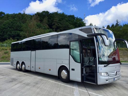22.06.2016, Mercedes-Benz Tourismo, Mannheim > Dortmund