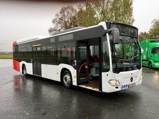 11.11.2016, Mercedes-Benz Citaro, Mannheim > Hofheim