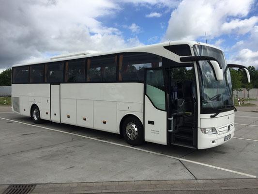 07.06.2017, Mercedes-Benz Tourismo, Hirschberg > Herrenberg
