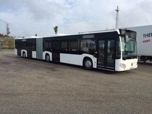 19.10.2015, Mercedes-Benz Citaro G, Mannheim > Bassersdorf, Schweiz