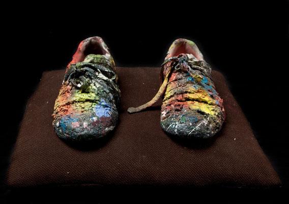Les chaussures de l'Artistes (collection Schnarks)