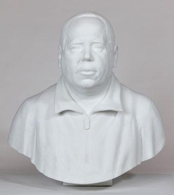 Prisonnier bulgare  (marbre - icône de la Forêt des âmes)
