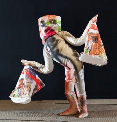 L'homme poubelles (collection Schnarks)
