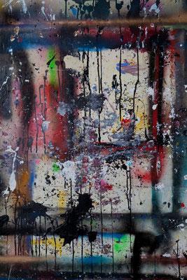 """Série """"Les Disparus"""" - Sans Titre (photographie laminée sous plexiglas - 120 x 80 cm)"""