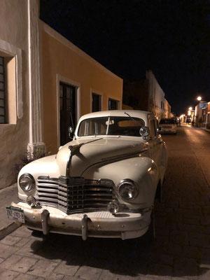 Night stroll in Valladolid