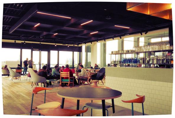 Inside Google's Cafeteria